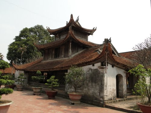 But Thap Pagoda