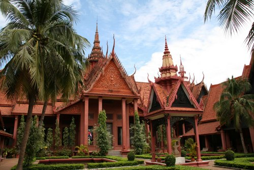 Full Day Tour Phnom Penh Discovery
